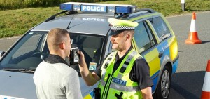 drink drive roadside breath testing